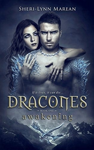Dracones Awakening Book One: Dark Dragon Shifter