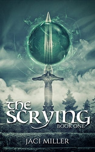 The Scrying (The Scrying Trilogy Book 1)