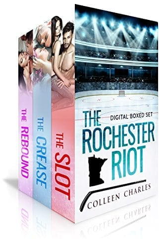 The Rochester Riot Digital Boxed Set: The Slot – The Crease – The Rebound
