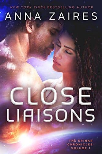 Close Liaisons (The Krinar Chronicles Book 1)