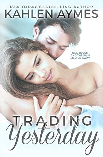 Trading Yesterday: (A Second-Chance, Stand-Alone, Secret Baby, Sports Romance)