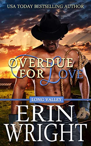 Overdue for Love: A Western Romance Novella (Long Valley Book 6)