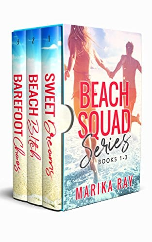The Beach Squad Boxed Set 1: Books 1-3