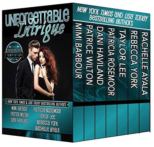 Unforgettable Intrigue (The Unforgettables Book 13)