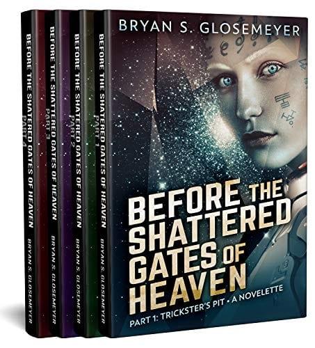 Before the Shattered Gates of Heaven: Shattered Gates Volume 1 Box Set
