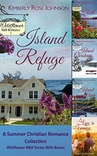 A Summer Christian Romance Collection: Wildflower B&B with a Bonus