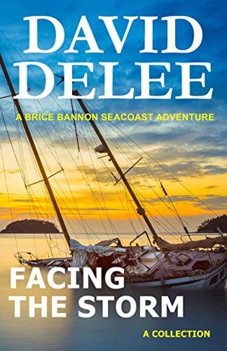 Facing the Storm (Brice Bannon Seacoast Adventure Book 1)