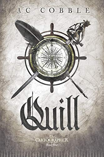 Quill: The Cartographer Book 1