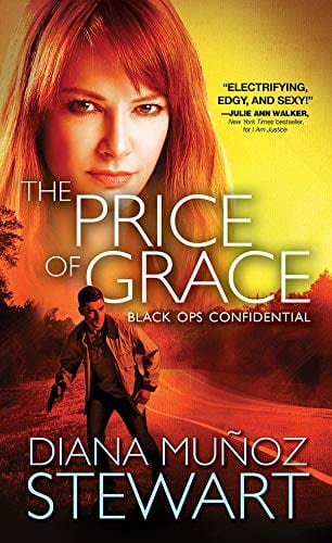 The Price of Grace (Black Ops Confidential Book 2)