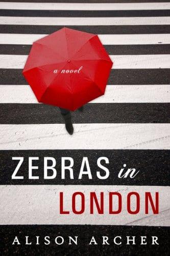 Zebras In London