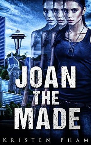 Joan the Made (Throwbacks Book 1)