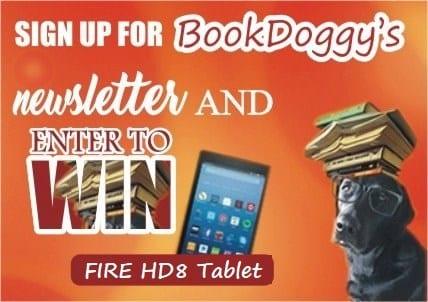 Win a Fire HD 8 Tablet!