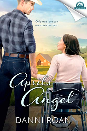 April's Angel (Whispers in Wyoming Book 22)