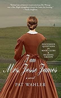 I am Mrs. Jesse James