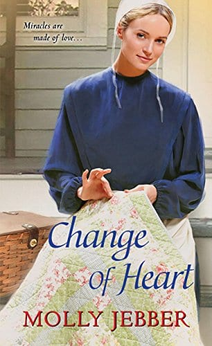 Change of Heart (A Keepsake Pocket Quilt Novel Book 1)