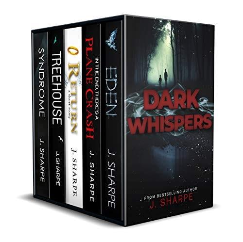 Dark Whispers: – A Suspenseful Box Set