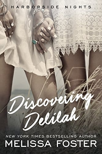 Discovering Delilah (An LGBT Love Story) Contemporary Romance (Harborside Nights Book 2)