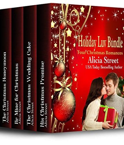 Holiday Luv Bundle: Four Christmas Romances