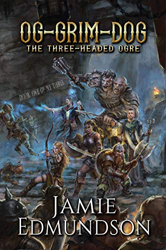 Og-Grim-Dog: The Three-Headed Ogre (Me Three Book 1)