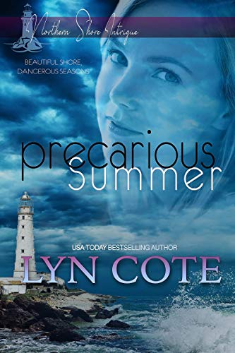Precarious Summer: Clean Romance and Mystery (Northern Shore Intrigue Book 1)