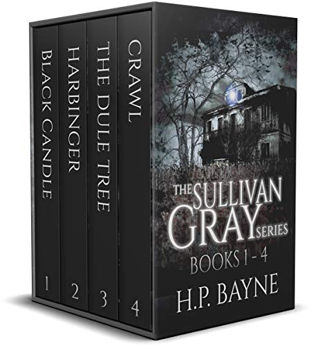 The Sullivan Gray Series Box Set Books 1 – 4 (The Sullivan Gray Series Box Set Books 1-4)