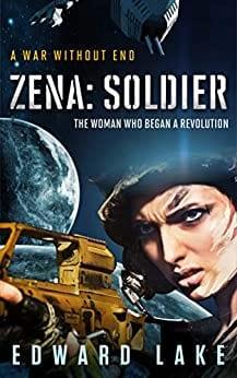 Zena: Soldier (Zena Ezra Book 1)