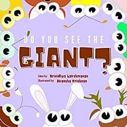 Do You See the Giant?: A Children's Picture Book