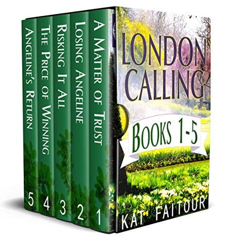 London Calling: The Complete Collection (Books 1 – 5): A Romantic Adventure Series with Sizzle and Suspense