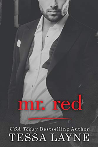 Mr. Red (The Case Brothers Book 3)