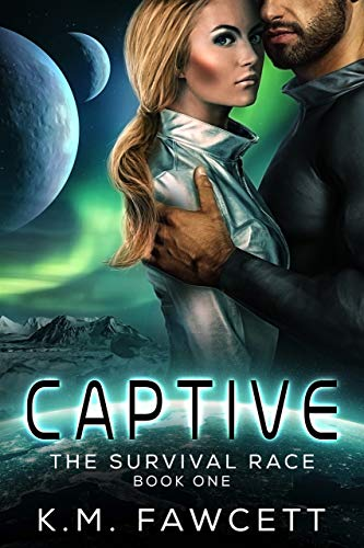 Captive: An Alien Abduction Sci-Fi Romance (The Survival Race Book 1)