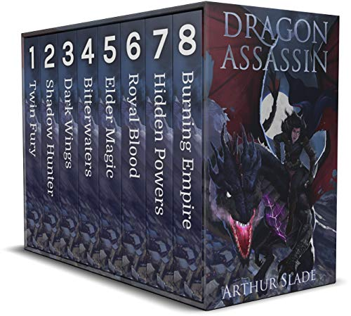 Dragon Assassin Omnibus: Parts 1-8