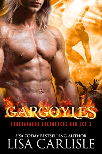 Gargoyles: A Shifter and Rockstar Romance Boxed Set (Underground Encounters Boxed Set Book 3)