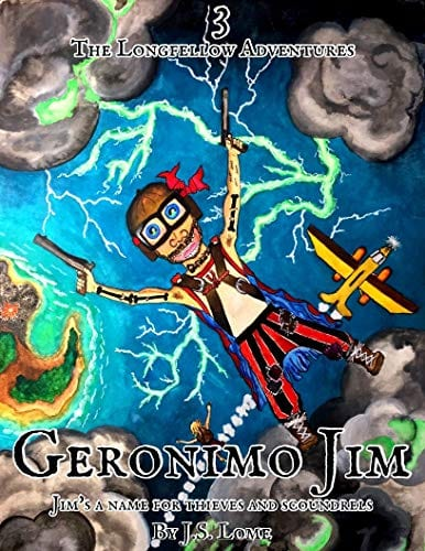 Geronimo Jim (The Mutiny Papers Book 4)