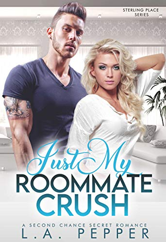 Just My Roommate Crush: A Second Chance Secret Romance (Sterling Place Series Book 2)