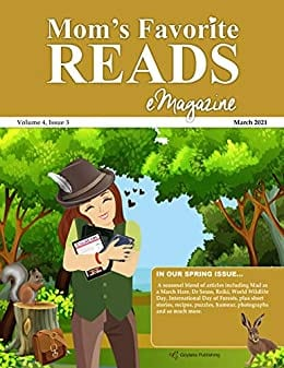 Mom's Favorite Reads eMagazine March 2021