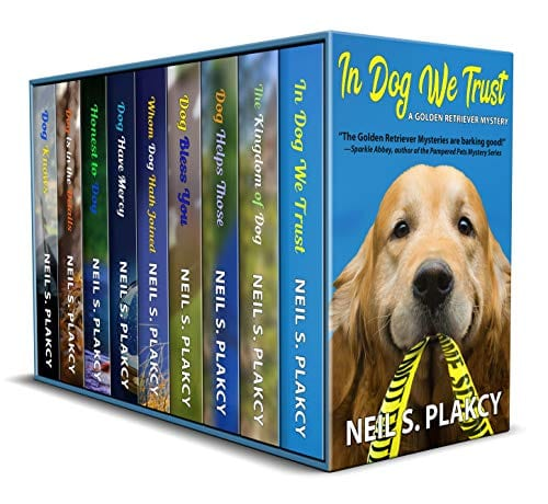 Nine Golden Retriever Mysteries