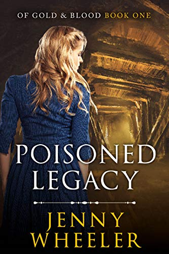 POISONED LEGACY (Of Gold & Blood Book 1)