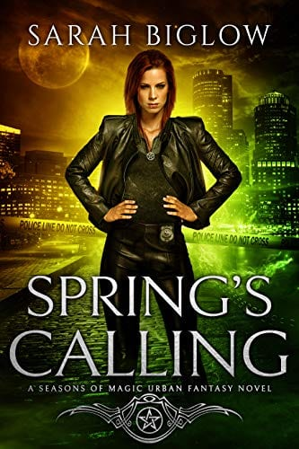 Spring's Calling: (A Witch Detective Urban Fantasy Novel) (Seasons of Magic Book 1)