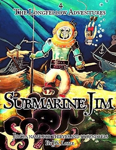 Submarine Jim (The Mutiny Papers Book 5)