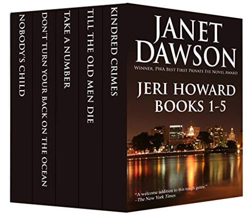 The Jeri Howard Anthology: Books 1-5 (The Jeri Howard Series Book 1)