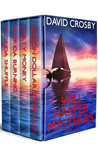 Will Harper Florida Thrillers: Vol. 1-4 (Will Harper Mysteries)