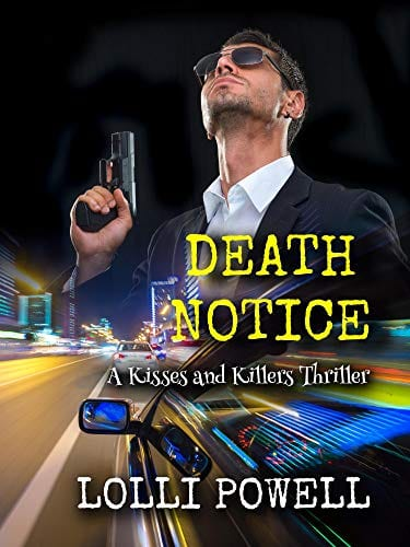 Death Notice (A Kisses and Killers Thriller)