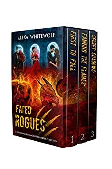 Fated Rogues: A Paranormal Romance Series Starter Collection (Rogues Extended Universe Book 1)