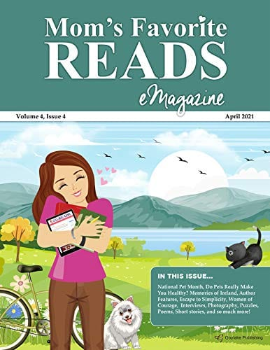 Mom's Favorite Reads eMagazine April 2021