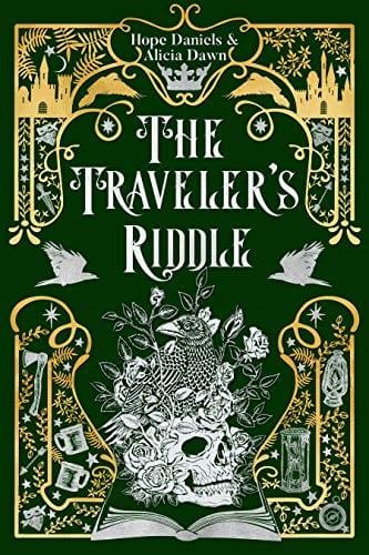 The Traveler's Riddle (Wayward Island Book 1)