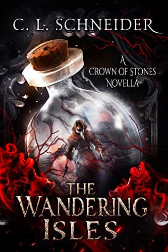 The Wandering Isles: A Crown of Stones Novella (The Crown of Stones Novella Series Book 1)