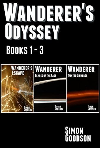 Wanderer's Odyssey – Books 1 to 3: The Epic Space Opera Series Begins
