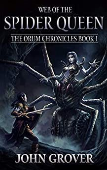 Web of the Spider Queen (The Orum Chronicles Book 1)