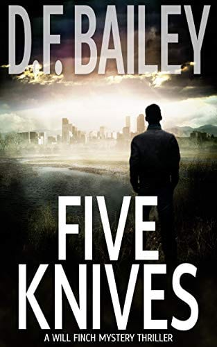 Five Knives: A Will Finch Mystery Thriller (Will Finch Mystery Thriller Series)