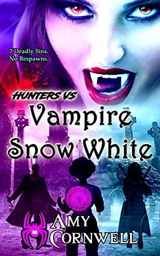 Hunters: Vs. Vampire Snow White (Hunters Trilogy Book 1)